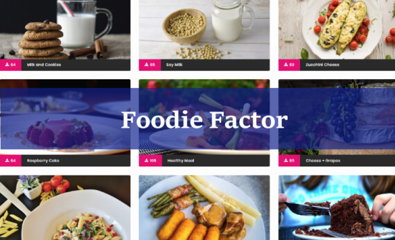 Foodie Factor