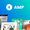 AMP Start - Accelerated Mobile Pages Templates